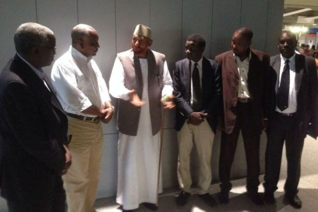 قادة نداء السودان: حوار الوثبة غير متكافئ
