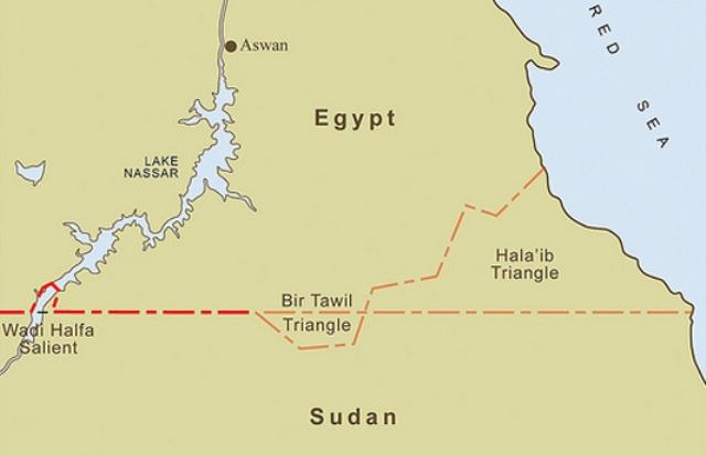 اجراءات احترازية لضبط سفر المصريين الى السودان