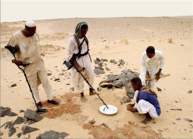 وزير المعادن يتمسك بصحة توقعات سيبرين  الروسية للذهب السوداني