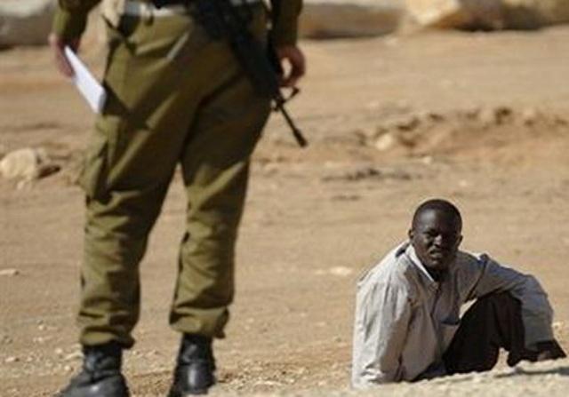 السودانيون والأريتريون أكثر اللاجئين في اسرائيل