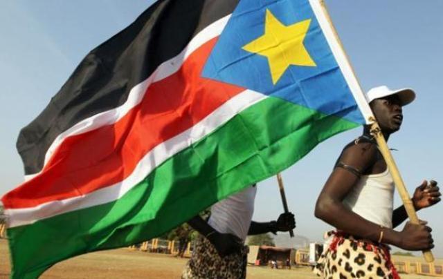 مباراة المنتخب الوطني تجمع فرقاء جنوب السودان