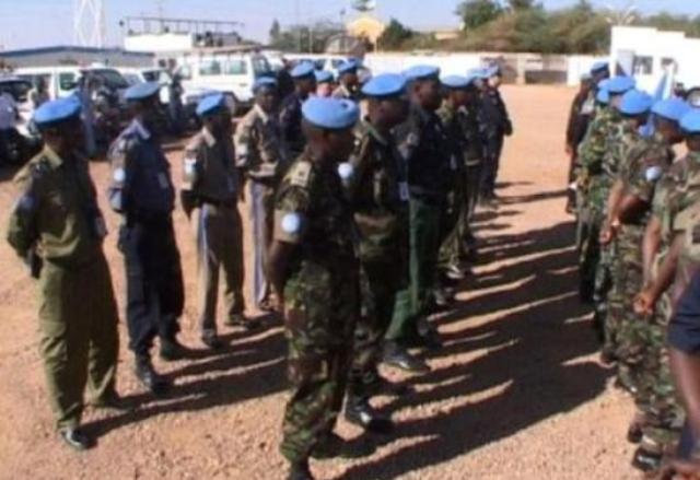 بريطانيا: حكومة السودان تحتجز مؤناً لقوات حفظ السلام بدارفور