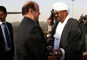 """البشير: مشاركتنا في """" عاصفة الحزم""""  لدعم الشرعية في اليمن"""