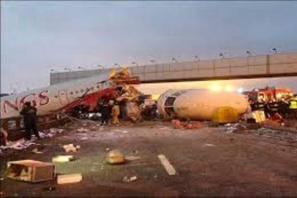 (داعش) تعلن مسؤوليتها عن سقوط الطائرة الروسية بمصر