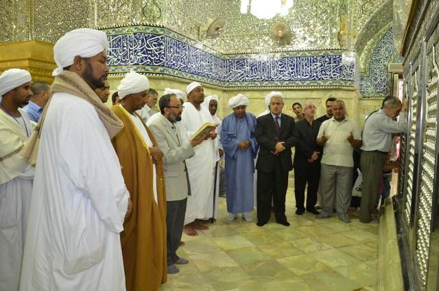 (أنصار السنة) تطالب السلطات بالتصدي لنشاط  سري للشيعة في مناطق نائية بالسودان