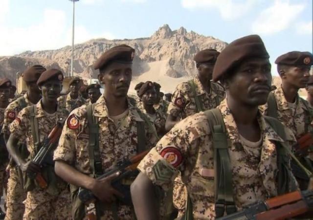 الخرطوم تقرر ارسال قوات جديدة لصنعاء ويمينون يصفونها بالمرتزقة