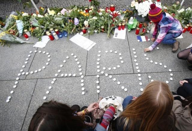 الشرطة الفرنسية تبحث عن مشتبه به في هجمات باريس