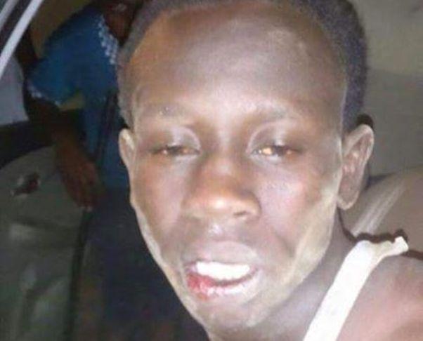 """أنباء عن أن صبي""""فيديو الشطة"""" حي يرزق والشرطة أعادت تعذيبه"""