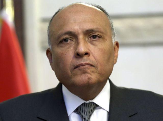 وزير الخارجية المصري : لا تمييز تجاه السودانيين بمصر