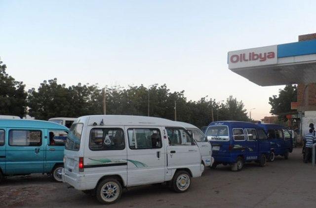 ارتفاع في أسعار السلع وشُح الوقود بالخرطوم