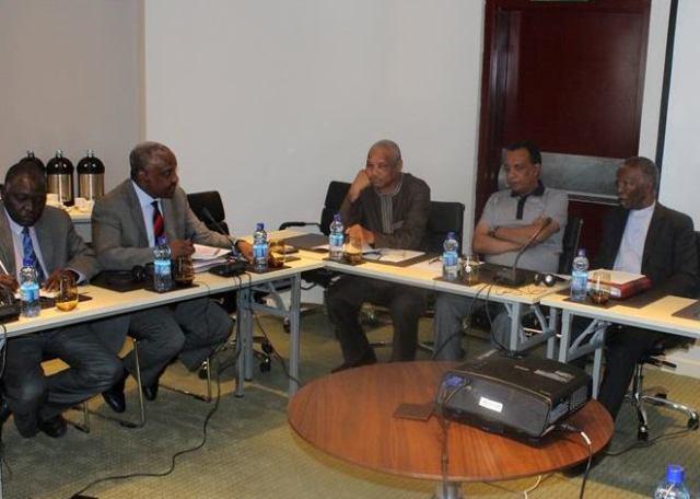إنهيار مفاوضات أديس أبابا