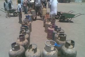 """إستياء واسع في  الخرطوم بسبب استمرار أزمة """"غاز الطهى"""""""