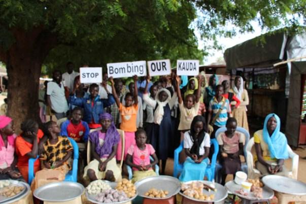 """""""المجموعة السودانية للديمقراطية أولا""""تحمل الحكومة مسؤولية انهيار المفاوضات"""
