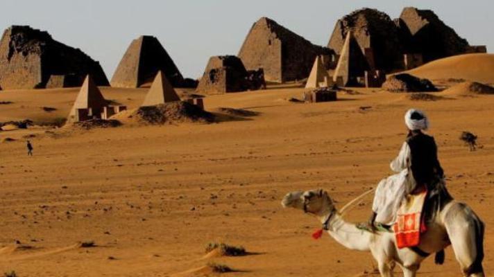تقرير أمريكي : اهرامات السودان تسحب البساط عن مصر