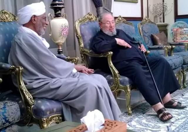 """وفاة """"حسن الترابي"""" الفلسطيني"""