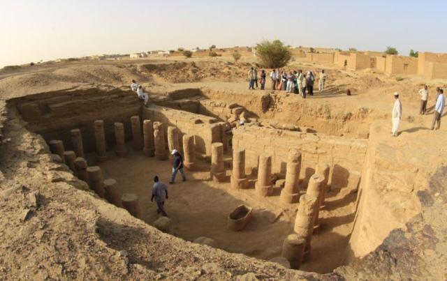 """حضارة """"كوش"""" القديمة في السودان تبوح بأسرارها"""