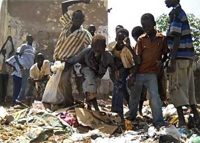 محلية بورتسودان تحظر على المشردين دخول السوق