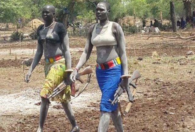 تقارير عن استعباد النساء جنسيا في جنوب السودان