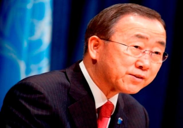 """بان كي مون: ايجاد حل سياسي في دارفور """"بعيد المنال""""."""
