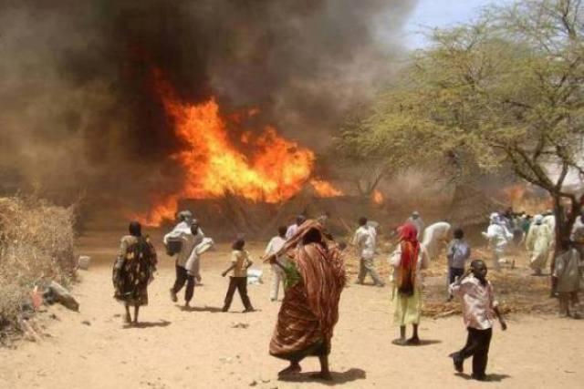 """كتاب جديد بعنوان """"حصاد البارود: مليشيات الجنجويد في دارفور"""""""