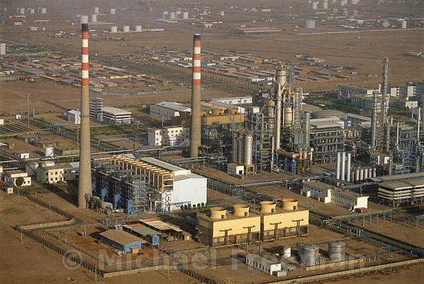 إتفاقية لتشغيل مصافى النفط السودانية بخام جنوب السودان