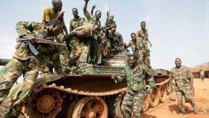 تجدد الاشتباكات بين الجيش الليبي ومسلحين سودانيين