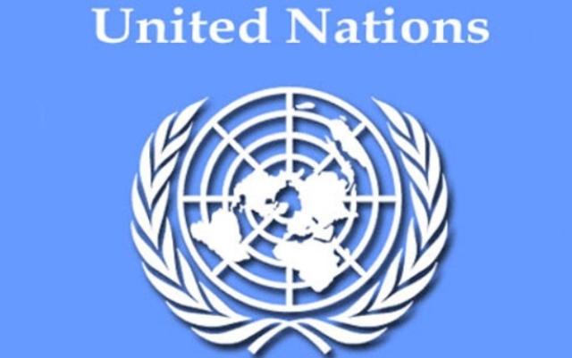 الأمم المتحدة توزع اغاثات لنازحي جبل مرة