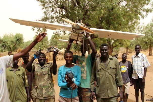 الجيش الشعبي يعلن عن إسقاط   طائرة بجبال النوبة