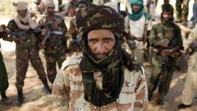 صورة (حميدتى) يتولى رسمياً مهام حماية الحدود السودانية