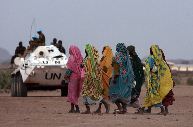 كلمة التغيير:استفتاء دارفور فتّش عن المؤامرة و الخمسين مليار!