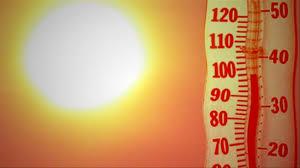 الارصاد تتوقع ارتفاع درجات الحرارة في معظم انحاء السودان