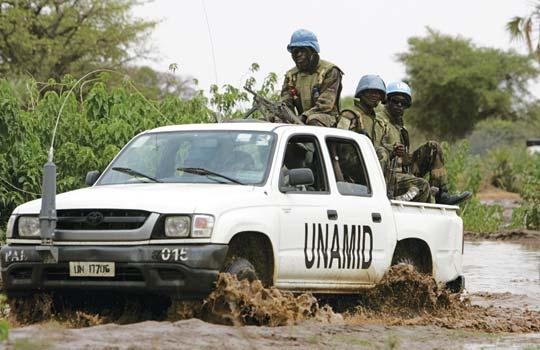 رئيس يوناميد: الأوضاع في دارفور حرجة
