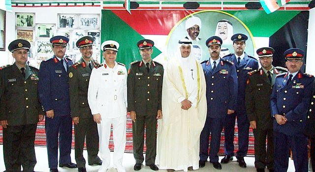 """مشاجرة """"دامية"""" لضباط كويتيين مع سودانيين تثير جدلا فى مواقع التواصل"""