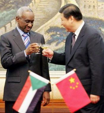 المشاريع الصينية في السودان مواجهة بالتوقف النهائي