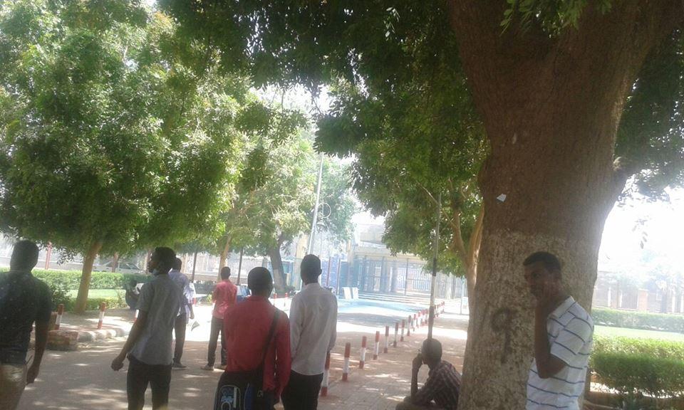 جامعة الخرطوم تعيد الطلاب المفصولين