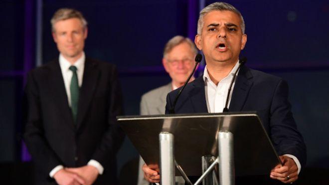 عُمدة لندن والإسلام السياسي والمواطنة