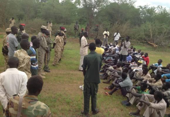 الشعبية: جهات في الحكومة السودانية تعرقل تسليم الأسرى
