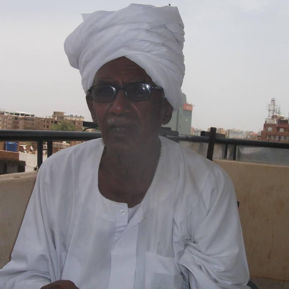 رحيل رئيس حزب البعث السوداني محمد علي جادين