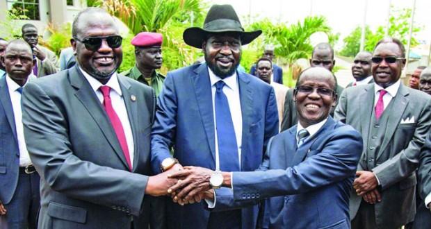 """قمة (ايغاد) تختتم اعمالها بالدعوة الى تفعيل سلام """"جنوب السودان"""""""