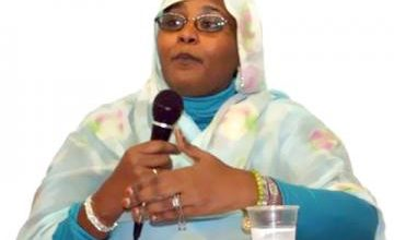 صورة مريم الصادق: مقترحات الوساطة تجاوزت اعلان قوى الحرية والتغيير