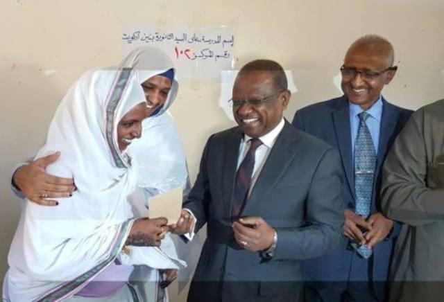 """معلِّمون: نتيجة الشهادة السودانية """"مطبوخة"""" ودرجات العربي """"زَادوها مُويّة """"..!"""