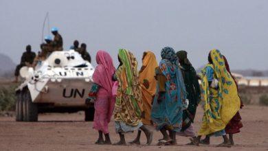 صورة الاغتصاب يمنع المزارعات بدارفور من الحصاد