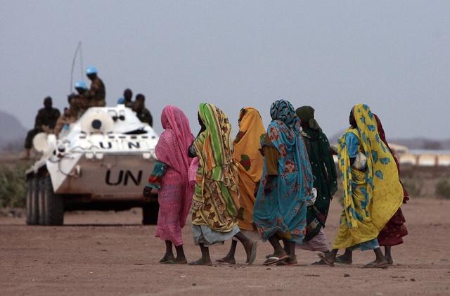 الحكومة تنقل على لسان (يوناميد) نفياً لاستخدامها اسلحة كيمائية فى دارفور
