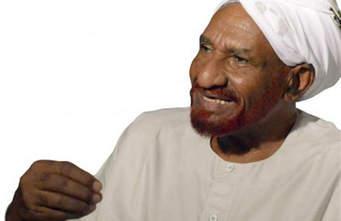 """المهدي يحذر من مزايدات """"الغلاة والسهاة وأدوات الأمن"""" في """"رسالة وصال"""""""