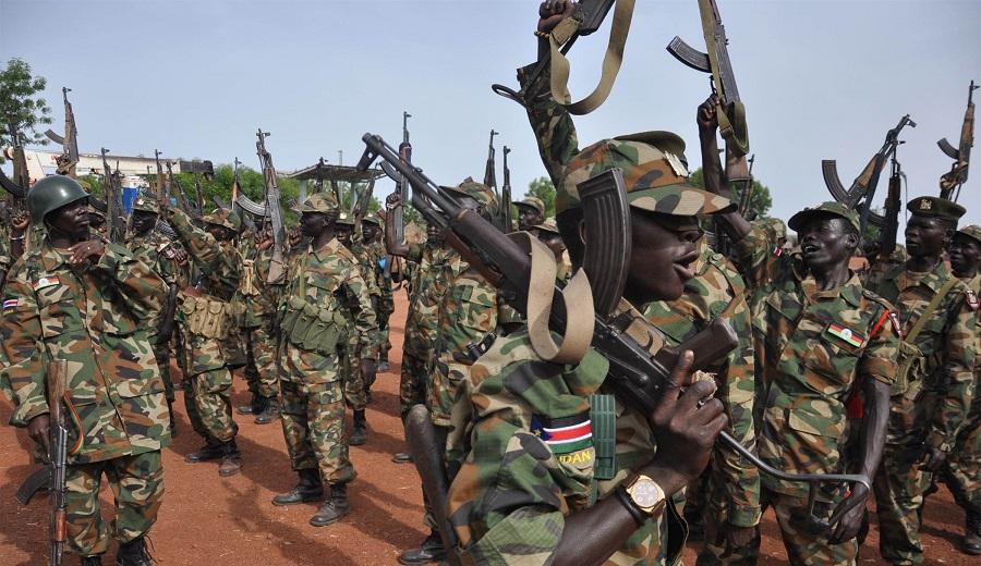 """إقالة قائد """"حفظ السلام"""" بجنوب السودان"""