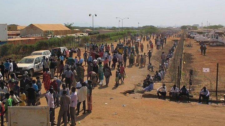 الخرطوم: (50)ألف سوداني في دولة الجنوب وتعذر الإجلاء بالطيران المدني
