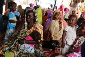 """""""المجلس الوطني"""" : ارتفاع نسبة وفيات الأمهات بسبب سوء التغذية"""