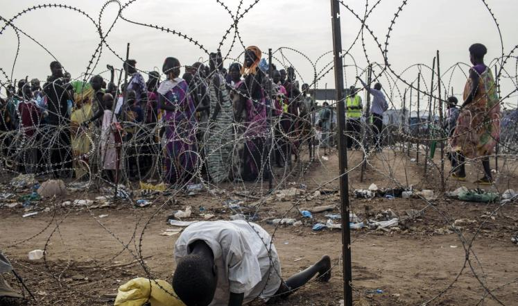 قصص مُرعبة لمرضى نفسيين فى جنوب السودان عايشوا الحرب الأهلية