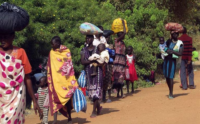 اختطاف ثمانية موظفين بمؤسسة خيرية امريكية بجنوب السودان