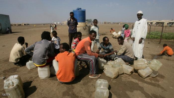 11 مليون دولار منحة ألمانية للاجئين بشرق السودان